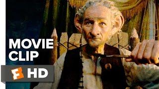 The BFG Movie CLIP - Giantspeak (2016) - Mark Rylance, Ruby Barnhill Movie HD