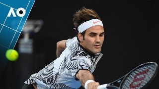 Match highlights from the epic five set men's final between Roger Federer and Rafael Nadal at the Australian Open 2017.