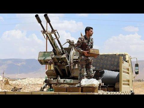 Irak : nouvelles conquêtes djihadistes mais l'armée protège Bagdad