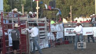 Broken Bow (NE) United States  City pictures : 2014 Custer County Classic - Bull Riding - Broken Bow, Nebraska