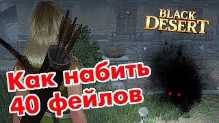 Black Desert (RU) - ��� � ������� 40+ ������ � bdo. ��� ������.