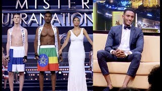 Seifu on EBS - Interview with Model Yohannes