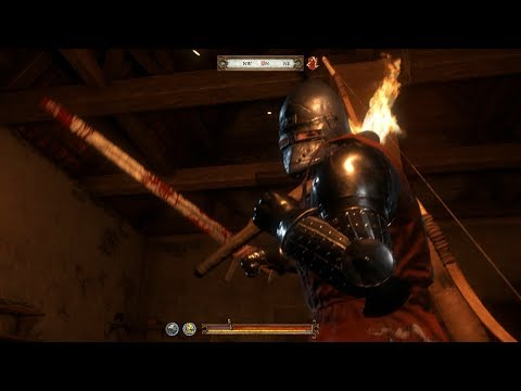 Kingdom Come Deliverance: How To Avoid Becoming A Monk (Poverty, Chastity and Obedience Quest)