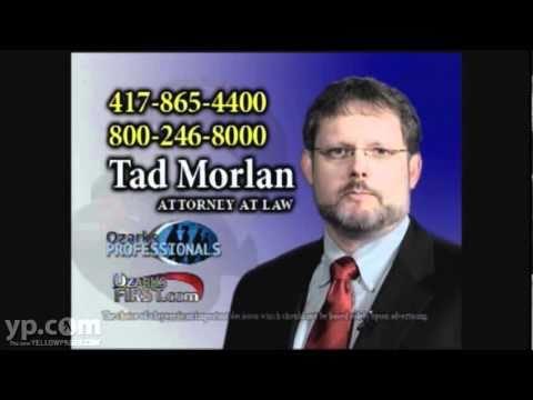 Injury Lawyers Springfield MO Tad Morlan