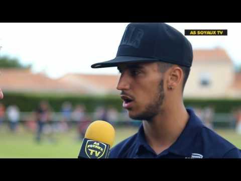 Girondins de Bordeaux - SCO Angers en exclu par l'AS Soyaux TV