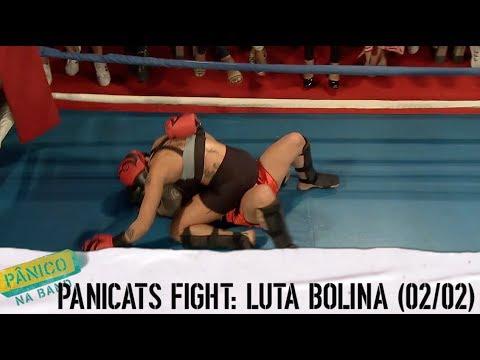 Pânico na Band - PANICATS FIGHT: DANI BOLINA LUTA CONTRA CAMPEÃ DE MUAY THAI (02/02)