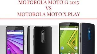 Video: Motorola Moto G 2015 vs Motorola Moto X Play ...