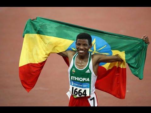 Athlete Haile gebrselassie elected as president of ethiopian athletics federation