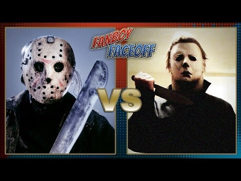 Jason - Jason Voorhees vs Michael Myers: Fanboy Faceoff Subscribe to ClevverMovies: http://bit.ly/clevvermovies Halloween is the perfect time to pit two of the most ...