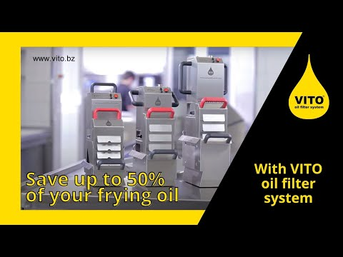 VITO® oil filter system  - product video