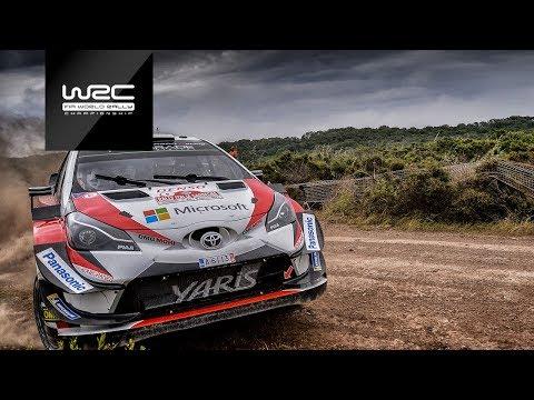 WRC Rally Cerdeña/ Shakedown