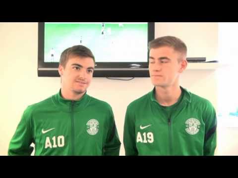 Mulhall - Teenage Irish strikers Cody Mulhall and Gareth McCaffrey speak to Hibernian TV about joining the club's Academy set-up and how they've adjusted so far. To wa...