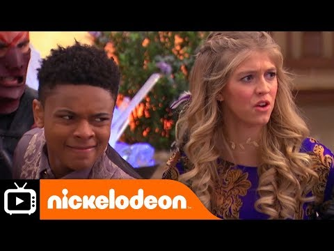 Knight Squad | The End is Near Crown | Nickelodeon UK