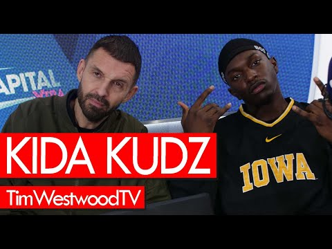 Kida Kudz On Jiggy Bop, B Young & 079 Me, Snack, Burna Boy, Olamide - Westwood