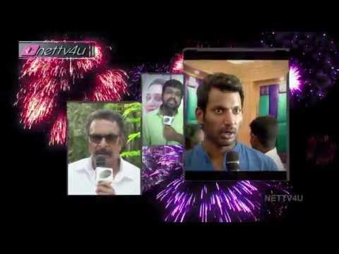 Celebrities Deepavali Wishes - 2015..