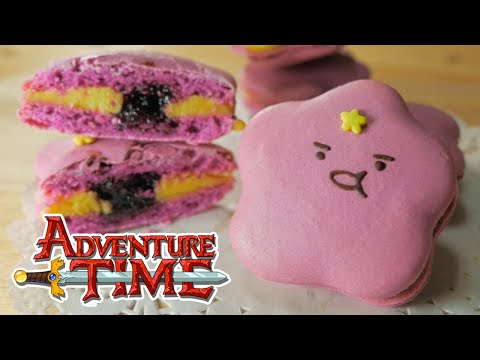 Lumpy Space Princess Macaron - Sweet The Mi