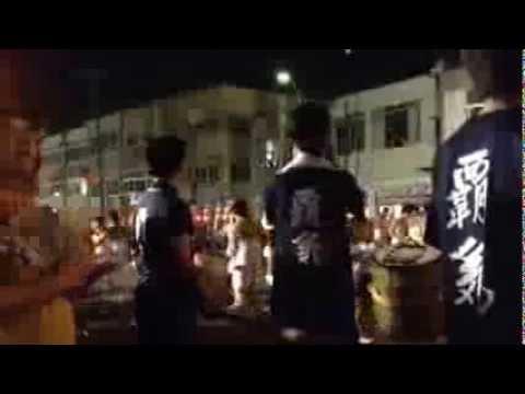 秋田県能代第一中学校 一中若おなごり2013その1