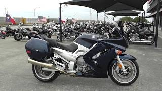 5. 001714 - 2006 Yamaha FJR1300A - Used motorcycles for sale