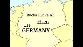 """Jason DeRulo ft 2 Chains """"Talk Dirty"""" PARODY Eff Germany ~ Rucka Rucka Ali"""
