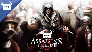Let me tell you the story of Ezio Auditore.► Subscribe for more game rap: https://youtube.com/douglby► Hear all my songs in my mega Spotify playlist: http://spoti.fi/1QWwSQR► Get the song on iTunes: https://goo.gl/iY2h2Q ► Google Play: https://goo.gl/mcjY3Y► Dan Bull main channel: http://youtube.com/douglby