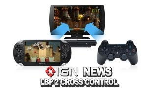 IGN News - PlayStation 3&Vita Cross-Control Coming Next Week