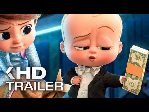 THE BOSS BABY 2: Family Business Trailer (2021)