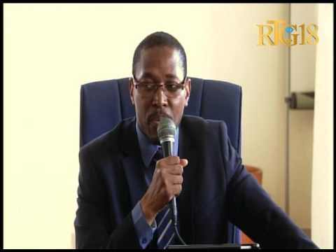 Ministère des Affaires Sociales / Conférence de presse