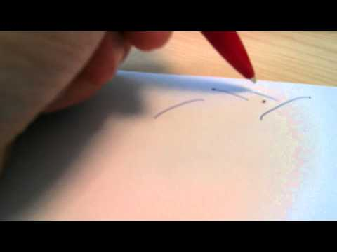 Drawing Lines With A Pen Can Magically Control Bugs