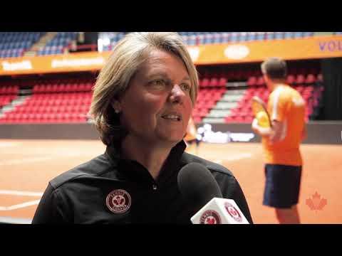 Coach de l'équipe canadienne de Fed Cup la fin de semaine prochaine, Nathalie Tauziat, qui a également été l'entraîneuse de Bianca Andreescu, analyse les ...