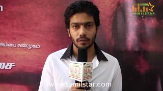 Sathya Speaks at Ettuthikkum Madhayaanai Press Meet