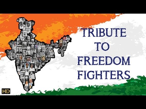 Tribute to Freedom Fighters  Indian National Anthem  Shemaroo Kids  HD Version