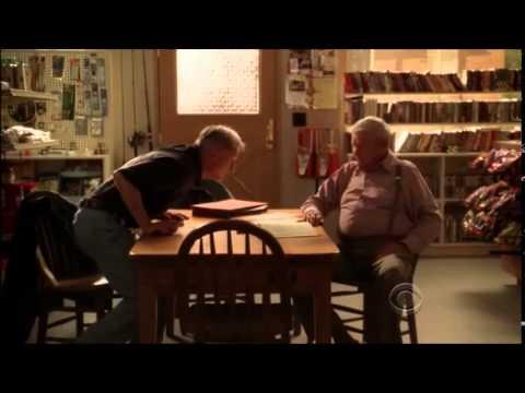 NCIS - Goodbye, old friend - Jackson Gibbs - All of me