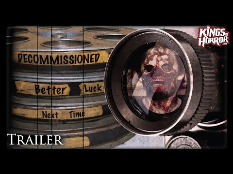 DECOMMISSIONED | TRAILER | Indie HORROR Filmmaking Documentary