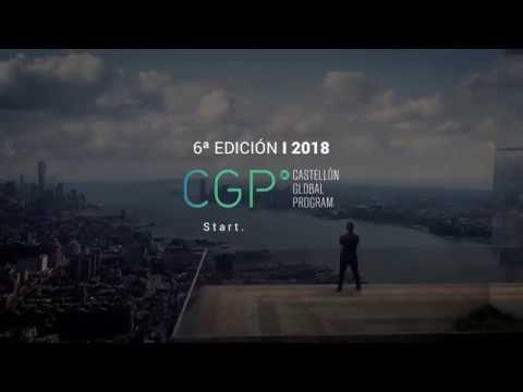 VI Edición Castellón Global Program[;;;][;;;]