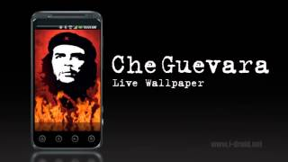 Che Guevara Live Wallpaper YouTube video