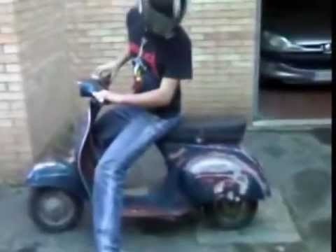 Cadute in moto