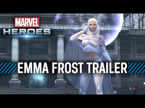 Marvel Heroes: Emma Frost