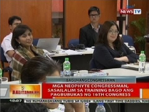 Congressman - Balitanghali is the daily noontime newscast of GMA News TV anchored by Raffy Tima and Pia Arcangel, on Saturday and Sundays by Jun Veneracion and Mariz Umali...