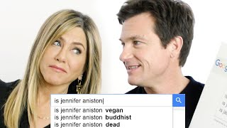 Video Jennifer Aniston & Jason Bateman Answer the Web's Most Searched Questions | WIRED MP3, 3GP, MP4, WEBM, AVI, FLV Juli 2018