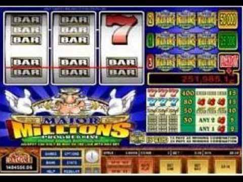 Microgaming Games Slots and Progressive Slots