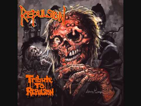 General Surgery – Maggots In Your Coffin (Repulsion Cover)
