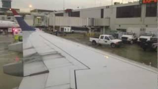 U.S Airways Medical Emergency Landing Philadelphia Embraer 190