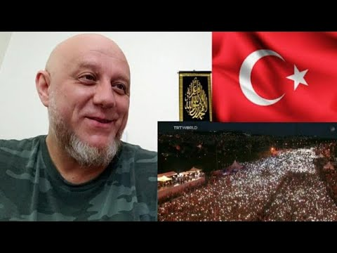 How Turkey Has Shed Its History of Coups | REACTION!!!