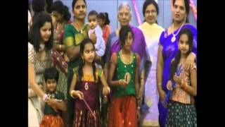 CTA BATHUKAMMA 2012 Part 4