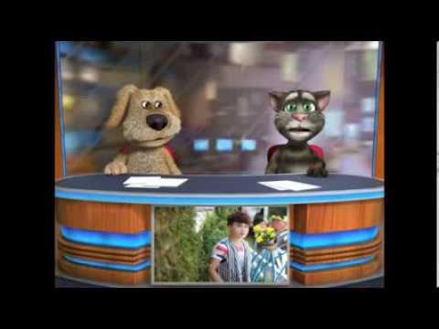 Thời Sự Chó&Mèo - Số 5 - Quân Kun Bà Tưng - Bão - Tàu Chìm - Running man