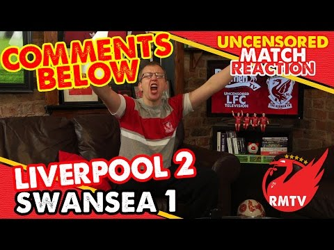 uncensored - After a last gasp winner at the Kop end from Dejan Lovren, Chris is here to bring you the best of the viewer comments! The Redmen TV is Uncensored LFC Television... Buy Redmen T-Shirts: http://ww...