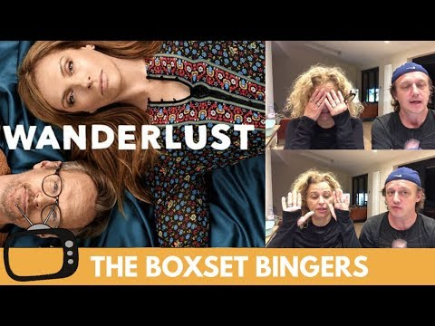 Wanderlust Ep.2 (BBC2 Toni Collette Series) - Nadia Sawalha & Family Live Review