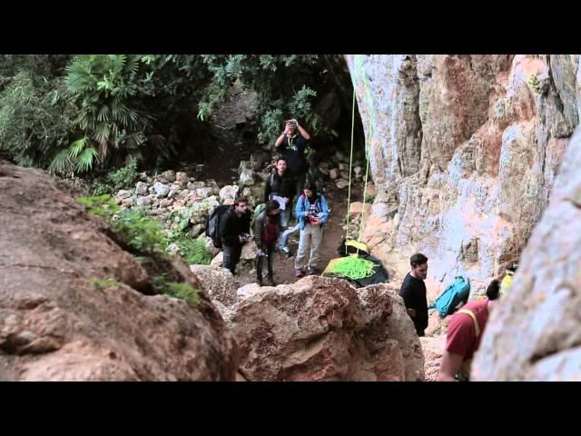 san vito climbing festival 2015 - trailer giornalieri