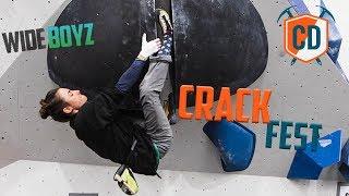 The CRAZIEST Crack Climbing Comp: Wide Boyz Crack Fest   Climbing Daily Ep.1631 by EpicTV Climbing Daily