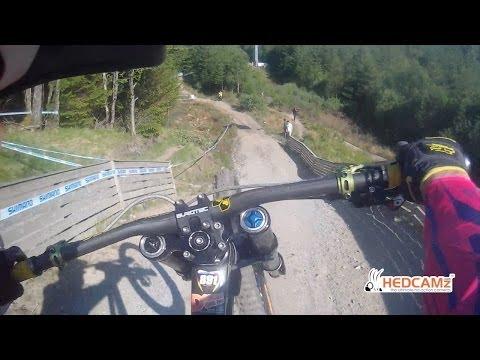 HEDCAMz - Fort William World Cup Madness! (видео)